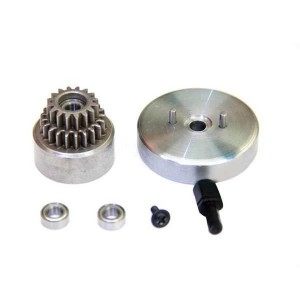 Enginediy Double Gear Clutch Flywheel Modified Kit for Toyan Engine FS-S100 FS-S100G FS-S100 FS-S100G(W)