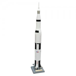 Estes Rockets - 002160 – Saturn V (1:200 scale) Ready to Fly