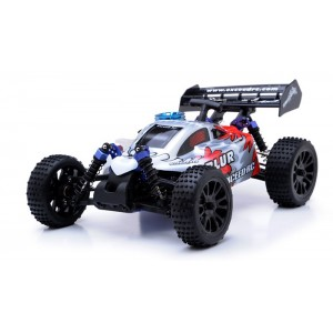 Exceed Blur Buggy Radio Car 1/16 Nitro Powered .07 Engine 2.4G - MaxRed - RTR