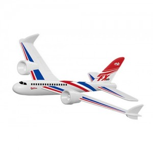 """Firefox Toys FX Airliner Glider 25.5"""" Wingspan"""