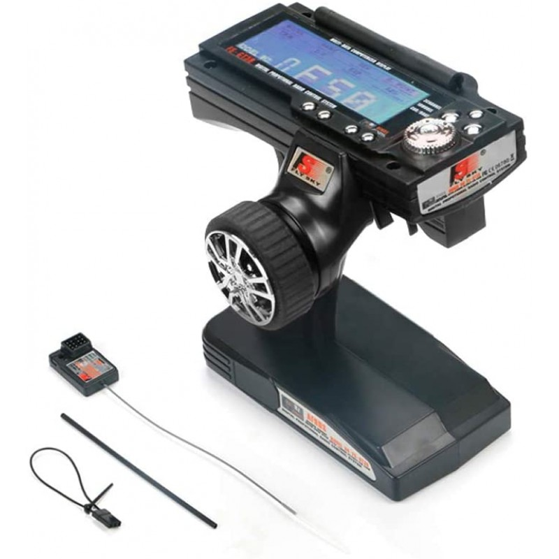 Flysky FS-GT3B 2.4G 3CH Transmitter With Receiver RC Car Boat With Fail Safe