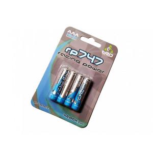GL Racing RP 747 Racing Power Stock Zspec AAA rechargable battery