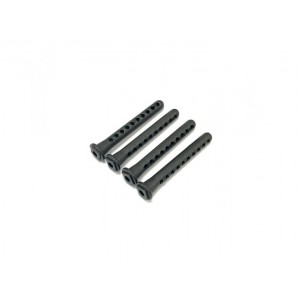 GL Racing Carbon body post set (for GLA-035)