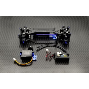 GL Racing GLA-V2.1 1/27 4WD Chassis [90MM] [ GLA-V2.1 ]
