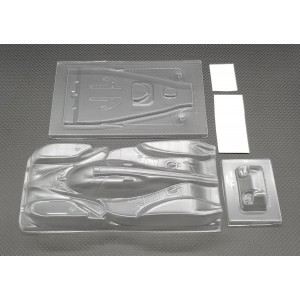 GL Racing GL-LeMans Lexan Body Set GL-050-1