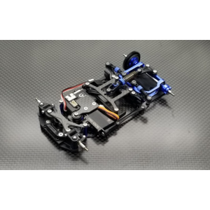 GL Racing GLR 1/28 RWD LM CHASSIS-W/O RX
