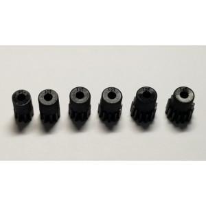 GL Racing 64P Longlife Pinion Gear Set (9-14T)