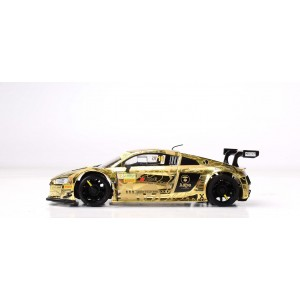 GL Racing R8 LMS-04 Gold Electroplating