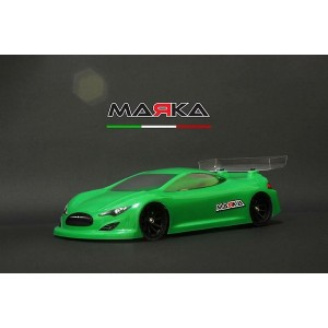 GL Racing MARKA RACING MINI-Z RK-S RACING LEXAN BODY KIT (98MM W/B)
