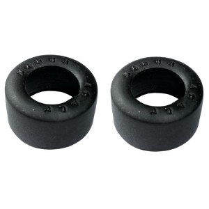 Marka V1 Mini-Z F1 RCP Rubber Rear Tire 10° - 14mm GLF (1 Pair)