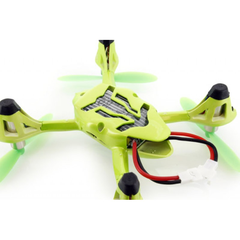 Hubsan X4 H107L 4 Channel 2.4GHz RC Quad Copter with LED Lights SE