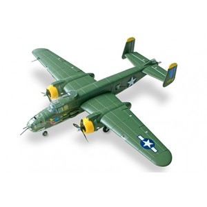 HSDJETS B-25 Bomber 1250mm Wingspan Green PNP