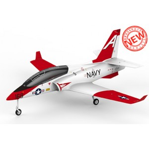 HSDJETS 75mm EDF Viper D Red White