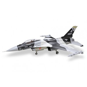 HSDJETS F-16 Foam Turbine Camo 1245mm Wingspan