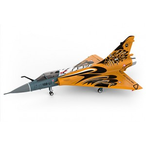 HSDJETS Mirage 2000 Foam Turbine Tiger 225mm Wingspan