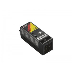 Hitec RCD Fusion 9 - 9 Ch. Dual Conversion IPD Synthesized FM with Auto Shift