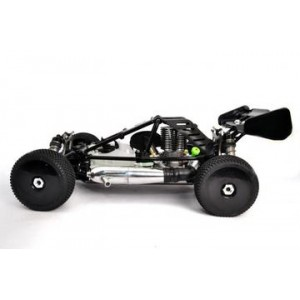 HoBao HYPER CB 1/8 CAGE BUGGY NITRO-RTR (BLACK W/28 TURBO ENGINE
