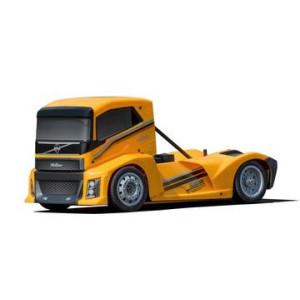 Hobao Hyper EPX 1/10 Semi Truck On-Road ARR, W/ Yellow Body, W/O ESC, Servo, 2.4G RC HB-GPX4E-Y