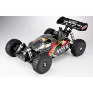 HoBao HYPER 7 TQ 1/8 BUGGY NITRO RTR W/28 TURBO ENGINE (GREY BODY)