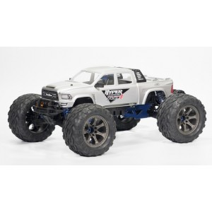 HoBao Hyper MT Plus II Monster Truck RTR- Siliver White Body