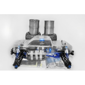 HoBao Hyper MT Plus II MONSTER TRUCK ARR