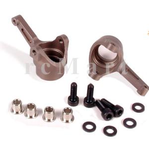 HoBao Alum (CNC) steer knuckle , 2 pcs(new)