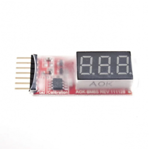 Hobbyshop247 2-6s Li-Po Battery Tester