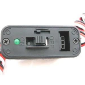 Hobbyshop247 HD Switch w/Charge Jack & LED