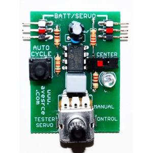 Hobbyshop247 Servo Tester & Brushless Motor Tester