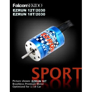 Hobbywing EZRUN Motor for 1/18 Car (12T & 18T)