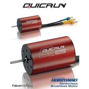Hobbywing QUICRUN 2435 SL motor 4500kv 2 pole G2