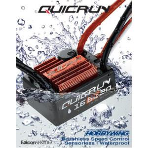 Hobbywing QUICRUN 16BL30 ESC (2S-3S)