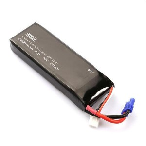 Hubsan H501S H501A H501M H501C RC Quadcopter Spare Parts 7.4V 2700mAh 10C Original Battery H501S-14