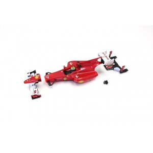 Kyosho Body Set Ferrari F10 No.7