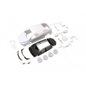 Kyosho MZN191 Toyota PRIUS PHV White body set(w/Wheels)