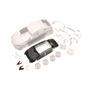 Kyosho MZN194 Honda CIVIC White body set(w/Wheel)