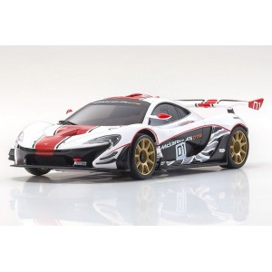 Kyosho MZP235WR ASC MR-03W-MM ASC McLaren P1 GTR White/Red