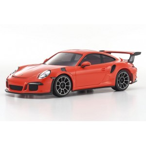 Kyosho ASC MR-03N-RM Porsche 911 GT3 RS Orange