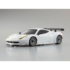 Kyosho ASC MR-03W-MM Ferrari 458 Italia