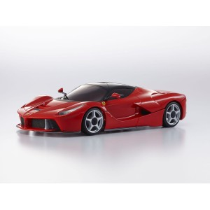 Kyosho ASC MR-03W-MM La Ferrari Red v