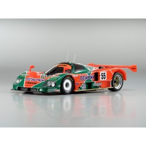 Kyosho ASC MR-03W-LM MAZDA 787B No.55