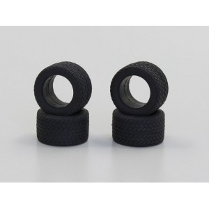Kyosho Classic Tire Set(Wide Size 30°
