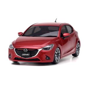 Kyosho 32422R-B MINI-Z FWD MA-03F Mazda 2 Red Premium Metallic RS