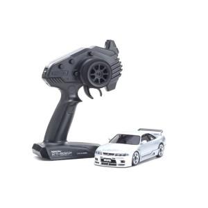 Kyosho 32616S MINI-Z AWD SKYLINE GT-R NISMO (R33) Silver MA-020 RS