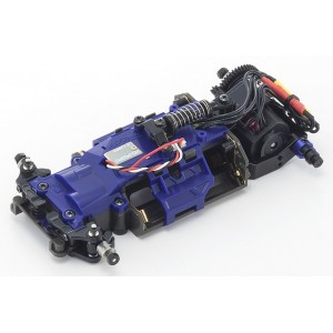 Kyosho 32783B MINI-Z MR-03VE PRO 02 Color Limited (W-MM) Chassis Set