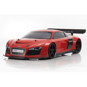 Kyosho 33006B Inferno GT2 Audi R8 LMS Red Race SPEC 1/8 GP 4WD Nitro RS