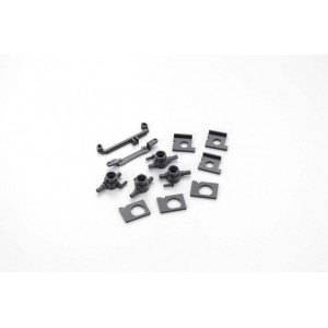 Kyosho Knuckle & Motor Holder Set(MIN