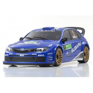 Kyosho MZP429WR ASC MA-020 SUBARU IMPREZA WRC 2008