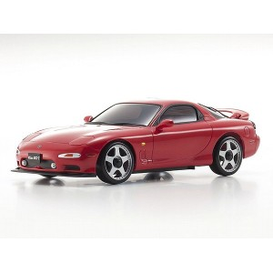 Kyosho DIS - ASC MA-020 MAZDA RX-7 FD3S Red