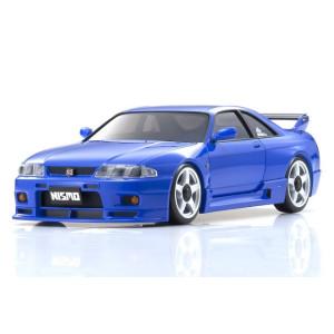 Kyosho MZP447BL ASC MA-020 NISSAN SKYLINE GT-R NISMO (R33) Blue